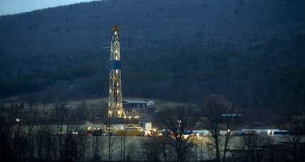 Fracking waste water contaminated Pennsylvania streambeds, study finds