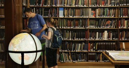 Don't cry for libraries: young people have their backs