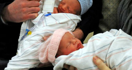 C-section not only option for twin births, study says