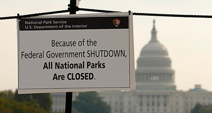 As government shutdown drags on, some in Congress see fit to donate their pay (+video)