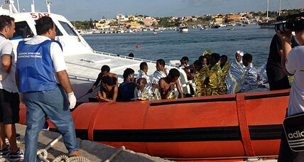 Italy boat sinking: why do Europe-bound migrants keep dying? (+video)