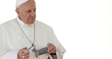 Can Pope Francis heal the Catholic Church's wounds?