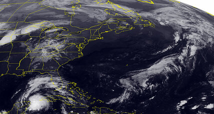 Tropical storm Karen prompts hurricane watch from Louisiana to Florida (+video)