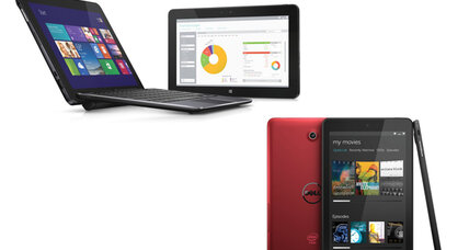 Dell tablets nix Microsoft RT, compete with Surface Pro