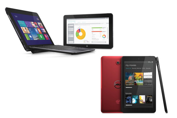 Dell tablets nix Microsoft RT, compete with Surface Pro ...