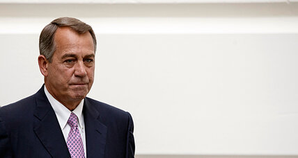 Has John Boehner surrendered on debt ceiling?