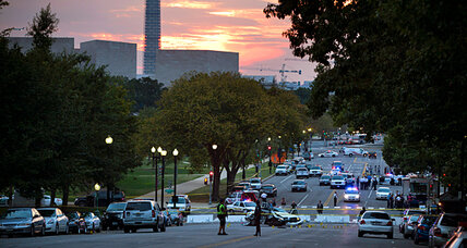 Officials seek answers in mother's Capitol Hill car chase