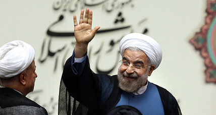 Is Rouhani bringing an end to Iran's 'Death to America' chants?