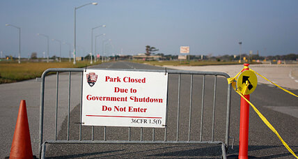 Government shutdown: Offers that would reopen national parks rebuffed by Feds