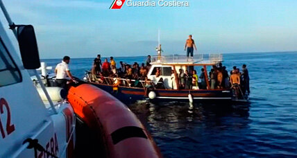 Day of tears: Will Italy boat sinking change European migration policies?