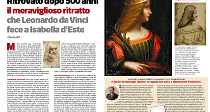 Another Da Vinci mystery: Is a newfound 500-year-old painting his?