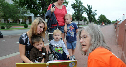 Read aloud to your kids; forge bonds, promote literacy