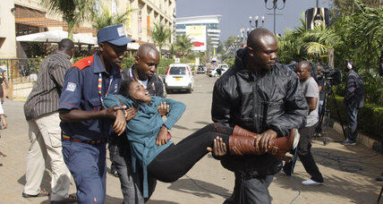 Kenyan spokesman names Westgate Mall attackers