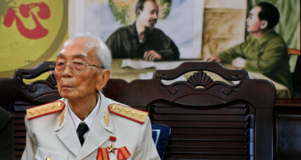 Legendary Vietnamese general, 'Red Napoleon,' dies