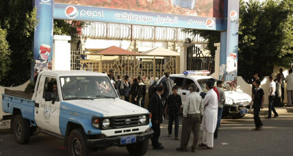 German embassy guard gunned down outside Yemen supermarket