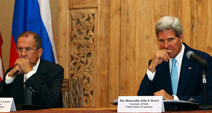 Kerry praises Assad for acting on Syria's chemical weapons in 'record time'