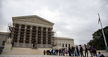 Supreme Court: Is new campaign finance case another 'Citizens United'? (+video)
