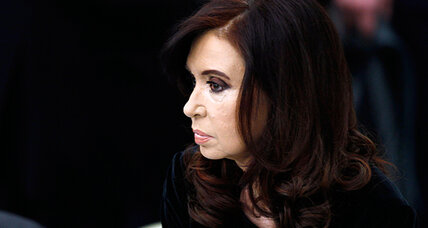 Sympathy, suspicion as Argentine President Kirchner goes on leave due to head injury