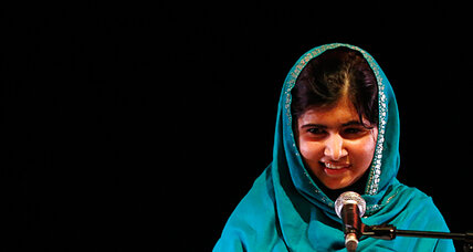 Up for Nobel Prize, Malala still targeted by Taliban (+video)