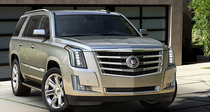 Cadillac Escalade gets complete redesign for 2015