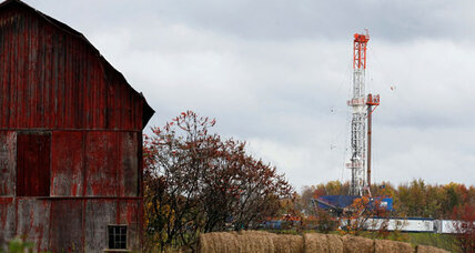 Natural gas 'fracking' has flipped US energy map, study says