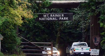 Government shutdown: Gate-jumpers at national parks entering gray legal areas (+video)