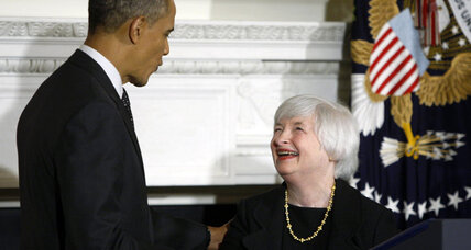 Fed nominee Janet Yellen: 'Too many Americans still can't find a job' (+video)