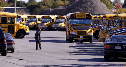 Boston school bus drivers end wildcat strike, but city officials wary (+video)