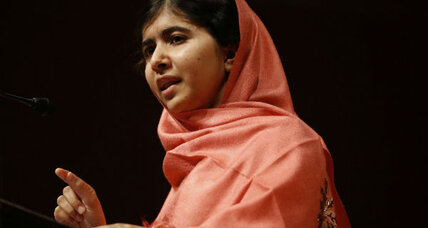 Malala Yousafzai: Parents, this is a teen bedtime story opportunity