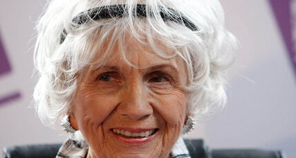Alice Munro, master of the short story, wins Nobel Prize for literature