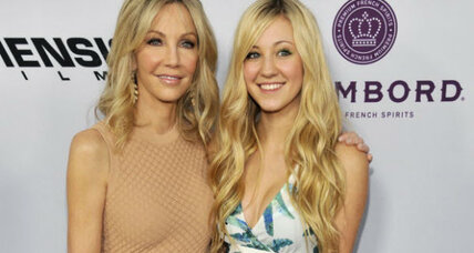 Heather Lochlear, Richie Sambora: Preserving family time post-divorce