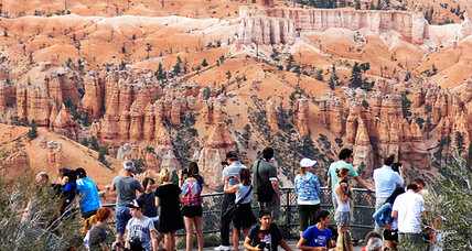 National parks open despite government shutdown. Why the change of heart? (+video)