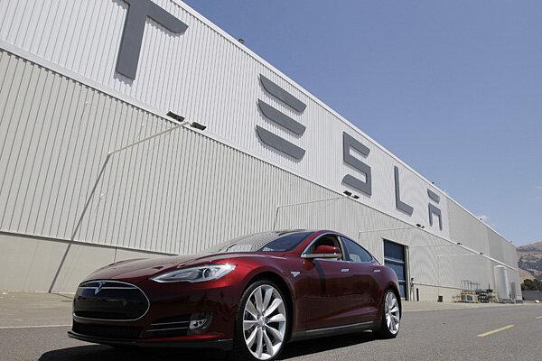 Pushing A Tesla Motors Model S To The Edge Of Its Range - 2013 tesla model s range