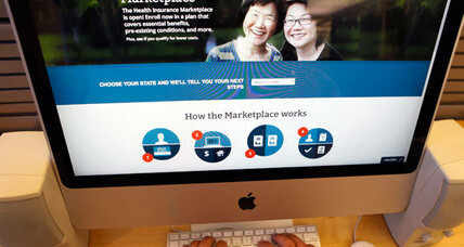Obamacare website security called 'outrageous': How safe is it? (+video)