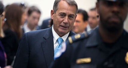 With debt limit, John Boehner could be facing his defining moment