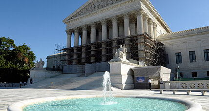 Landmark case? Supreme Court to review EPA regulation of greenhouse gases.