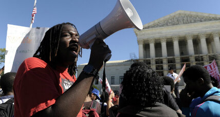 Supreme Court hints at narrow ruling in Michigan affirmative action case (+video)