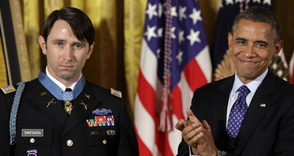 Medal of Honor recipient: jobless and struggling with horrors of war