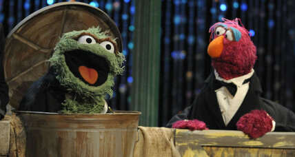 National Grouch Day: What kids can learn from grumpy characters