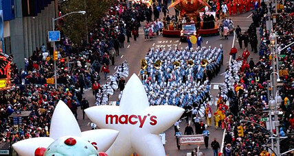Macy's announces Black Friday hours starting on Thanksgiving