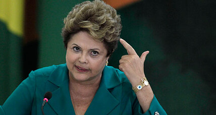 In light of NSA spying, Brazil may take a step back from World Wide Web