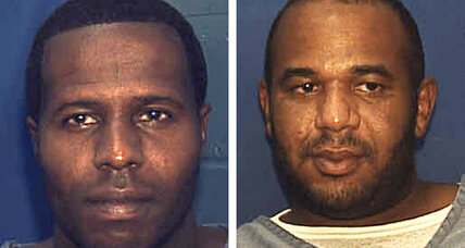 Florida hunts for convicted killers who used forged papers to escape prison