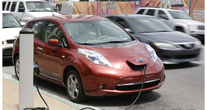 Why electric car rentals are usually short