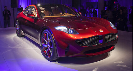Fisker DOE loan sold to Hong Kong billionaire, report says