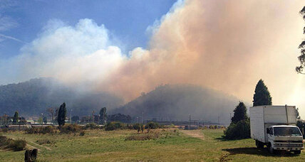 Raging Australian wildfires raise questions about climate change, emergency preparedness
