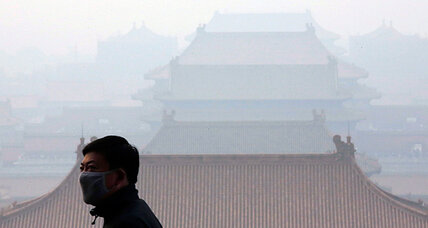 Beijing tackles abominable air pollution with a car ban