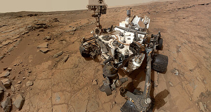 Latest Curiosity feat: confirmation that Mars sent meteorite group to Earth