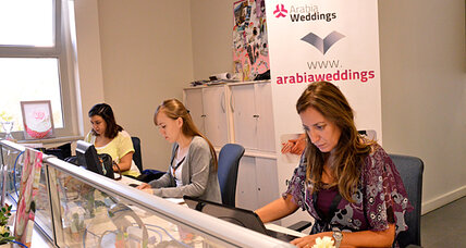 Tying the knot with investors was the easy part, says Arabia Weddings founder