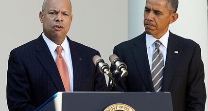 Homeland Security: Can Jeh Johnson handle agency's big challenges?