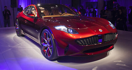 Energy Department finds buyer for Fisker Automotive, report says